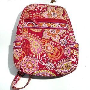 Vera Bradley Raspberry Fizz Mini Backpack